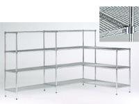 Livewire 4 wire shelf starter bay 600 deep